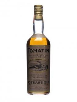 Tomatin 10 Year Old / Bot.1960s Speyside Single Malt Scotch Whisky