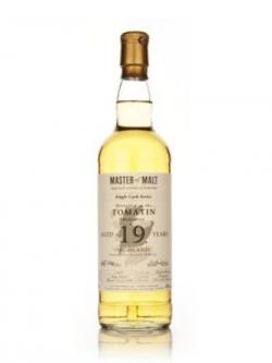 Tomatin 19 year Master of Malt Single Cask