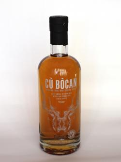 Tomatin Cu Bocan Speyside Single Malt Scotch Whisky Front side