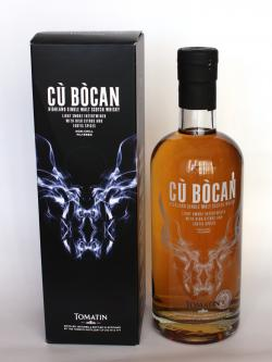 Tomatin Cu Bocan Speyside Single Malt Scotch Whisky