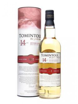 Tomintoul 14 Year Old Speyside Single Malt Scotch Whisky