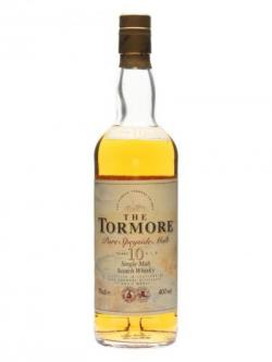 Tormore 10 Year Old / Light Blue Label Speyside Whisky