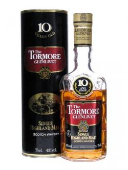 Tormore 10 Year Old Speyside Single Malt Scotch Whisky