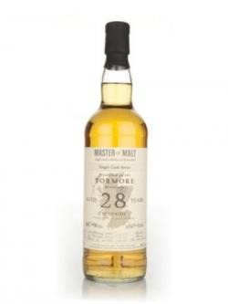 Tormore 28 Year Old - Single Cask (Master of Malt)