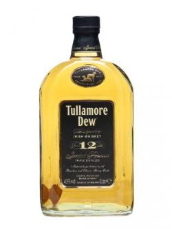 Tullamore Dew 12 Year Old Blended Irish Whiskey