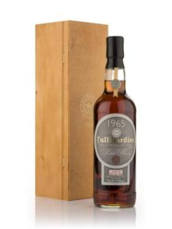 A bottle of Tullibardine 1965
