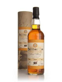 A bottle of Tullibardine 1993 Sauternes Wood Finish