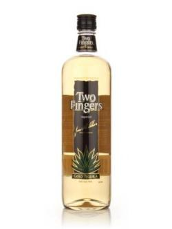 Two Fingers Gold Tequila