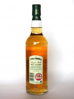 Tyrconnell Irish Whiskey Back side