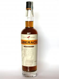 Uberach Single Malt Front side