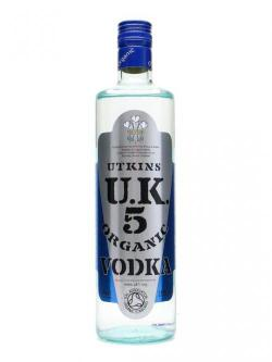 UK 5 / Organic Vodka