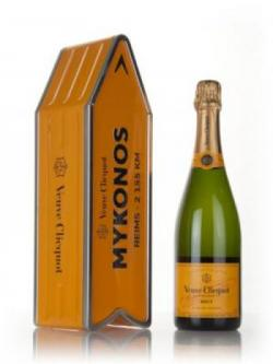 Veuve Clicquot Brut Yellow Label - Mykonos Clicquot Arrow