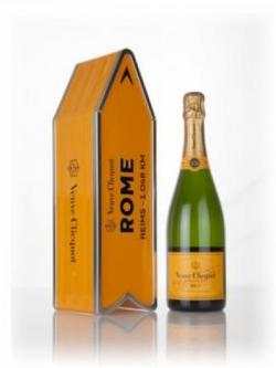 Veuve Clicquot Brut Yellow Label - Rome Clicquot Arrow