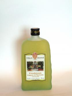 Villa Massa Limoncello Front side