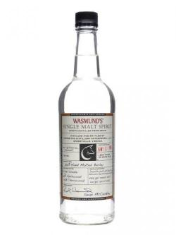 Wasmund's Single Malt Spirit American Single Malt Spirit