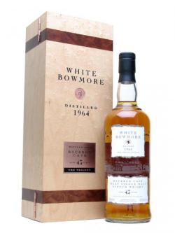White Bowmore 1964 / 43 Year Old Islay Single Malt Scotch Whisky