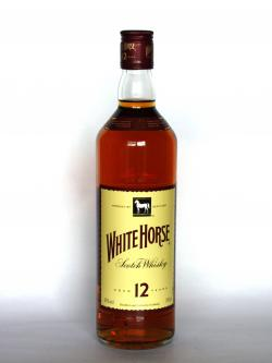 White Horse 12 year Front side