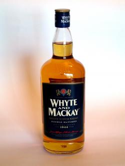 Whyte & Mackay Scotch Whisky Front side