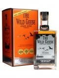 A bottle of Wild Geese Rare Irish Whiskey Blended Irish Whiskey