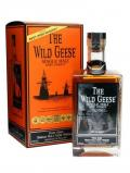 A bottle of Wild Geese Single Malt Irish Whiskey Irish Single Malt Whiskey