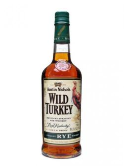 Wild Turkey Rye Small Batch Kentucky Straight Rye Whiskey