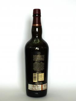 William Humbert Don Guido 20 year Pedro Ximenez Back side