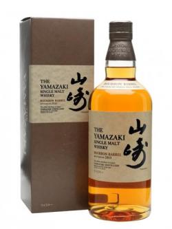Yamazaki Bourbon Barrel / Bot.2013 Japanese Single Malt Whisky