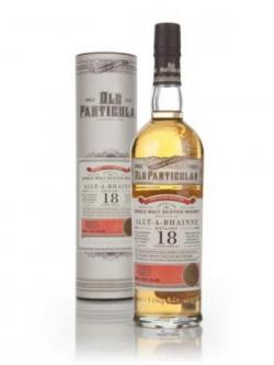 Allt-�-Bhainne 18 Year Old 1996 (cask 10370) - Old Particular (Douglas Laing)