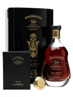 Appleton Estate 50 Year Old Jamaica Independence Reserve Rum