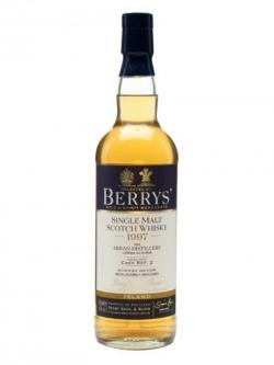 Arran 1997 / Cask #2 / Marsala Finish / Berry Brothers Island Whisky