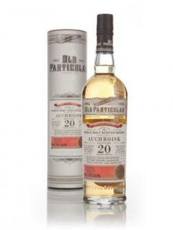 Auchroisk 20 Year Old 1994 (cask 10341) - Old Particular (Douglas Laing)