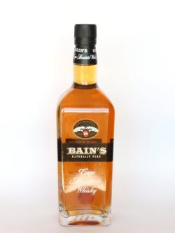 Bain's Cape Mountain Whisky Front side