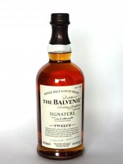 Balvenie 12 year Signature Front side