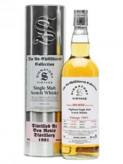 Ben Nevis 1991 / 23 Year Old / Sherry #2913 / Signatory Highland Whisky