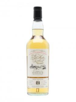 Benriach 1990 / 24 Year Old / Single Malts of Scotland Speyside Whisky