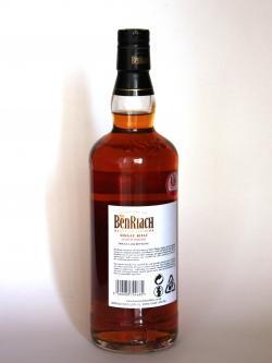 Benriach Caskstrength and Carry on Back side