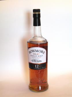 Bowmore 12 year Front side
