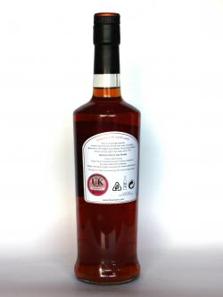 Bowmore 15 year Darkest Back side