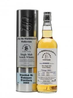 Bowmore 2002 / 12 Year Old / Cask #2178+80 / Signatory Islay Whisky