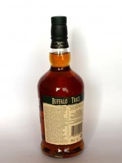 Buffalo Trace Back side