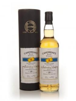Cameronbridge 19 Year Old - World Whiskies (WM Cadenhead)