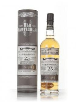 Cameronbridge 25 Year Old 1991 (cask 11316) - Old Particular (Douglas Laing)
