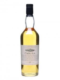 Caol Ila 15 Year Old / Flora& Fauna Islay Single Malt Scotch Whisky