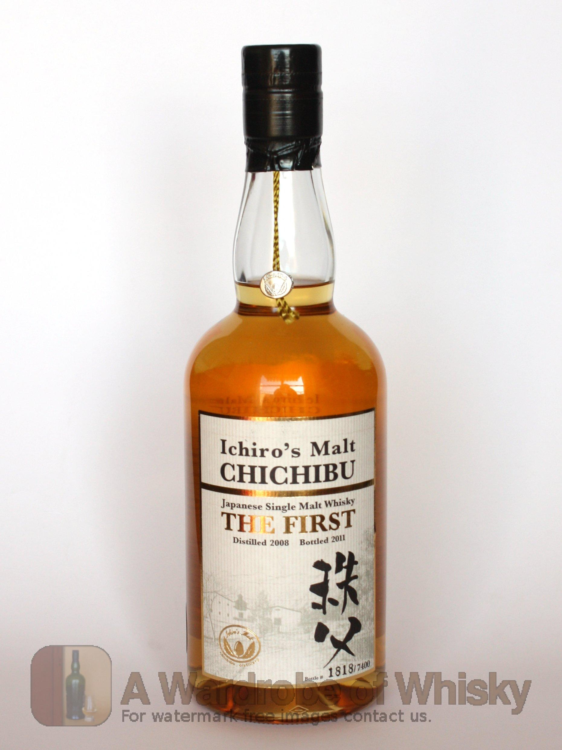 Buy Chichibu The First Single Malt Whisky Chichibu