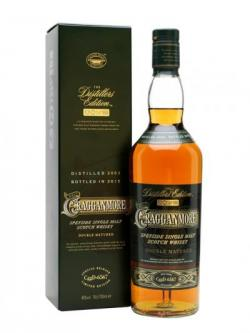 Cragganmore 2003 / Distillers Edition Speyside Whisky