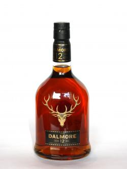 Dalmore 12 year Front side