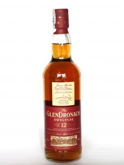 Glendronach 12 year Front side