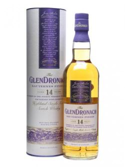 Glendronach 14 Year Old / Sauternes Finish Speyside Whisky