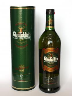 Glenfiddich 15 year Cask Strength