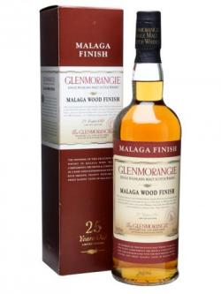 Glenmorangie 25 Year Old / Malaga Wood / 75cl Highland Whisky
